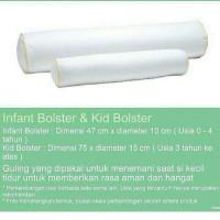 Babybee Infant Bolster / guling bayi FREE CASE CREAM