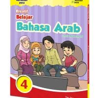 Kreatif Belajar : Bahasa Arab Kelas 4