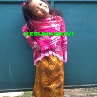 Daerah Sunda TK | Baju Adat Kostum Karnaval Pentas Seni Anak Wanita