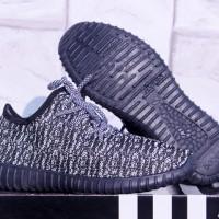 Sepatu Nike Adidas Yeezy Bost Women Hitam(Sport,Murah,Olahraga,Jogging