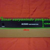 Kit & Box audio distributor LENGKAP