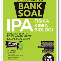 Solusi Master & Bank Soal Ipa Smp 7-8-9
