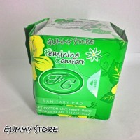 Pantyliner Avail / Avail hijau / Avail Panty liner