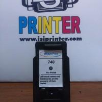 Canon PG-740 Tinta Black Ink Cartridge (PG740) Compatible