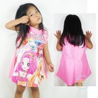 DRESS ANAK AIKATSU BAJU CEWE KIDS GIRL GAUN SANTAI PERGI HADIAH KADO