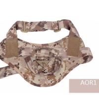 Tactical Dog Vests Harnesses POLICE K9 - AOR 1
