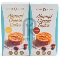 Almond Crispy Cheese Nom Nom