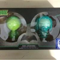 DORBZ - Superman (Kryptonite) & Aquaman (Aqua)