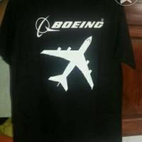 t shirt/ oblong/ kaos boeing