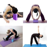 Balok Yoga brick block bata foam senam gym fitness mat exercise