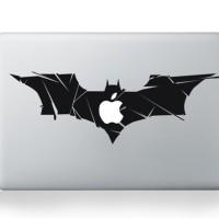 124 macbook decal / sticker laptop / aksesoris laptop murah banget