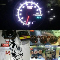 Tachometer autogauge