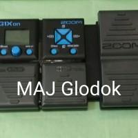 Efek guitar Zoom G1X on