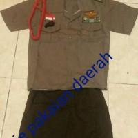 baju polwan anak No 6-8 /karnaval SD
