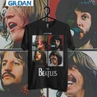 The Beatles Let It be Kaos Band Original Gildan