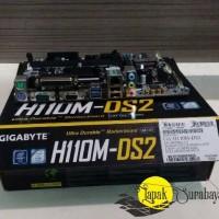 Mobo GIGABYTE H110M-DS2