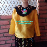 Baju Adat Kostum Karnaval Anak Wanita Daerah Betawi