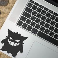 133 macbook decal sticker laptop aksesoris laptop  pokemon go mousepad