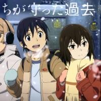 Boku dake ga inai machi 001 Anime Poster