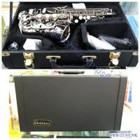 Baby Saxophone Nickel Chateau CCS 22 VLNK