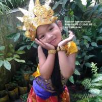 Daerah Bali TK | Baju Adat Kostum Karnaval Pentas Seni Anak Wanita