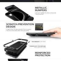 Samsung Galaxy S7 / S7 Edge Verus Verge Steel Case/Casing Back Cover
