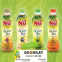 Nu Green Tea 450ml (all variant)