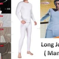 LONG JOHN MAN / BAJU / HANGAT / LONGJOHN PRIA / UNISEX / CELANA