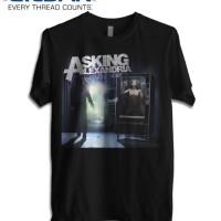 Kaos ASKING ALEXANDRIA From Death To Destiny GILDAN Tshirt