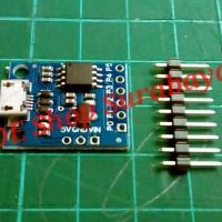 Digispark ATtiny85 Miniature Arduino Board microUSB