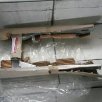 arm fork belakang supra x 125