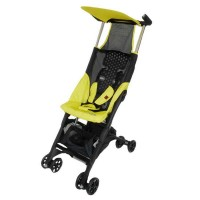 stroller cocolatte pockit backpack 689 yellow