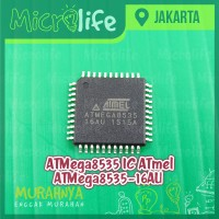ATMega8535 IC ATmel ATMega8535-16AU