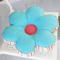 Bantal sofa bunga flower pillow shabby chic decoration cushion korea