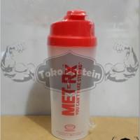 Shaker merah kecil Arniss MET - Rx 400 ml botol susu