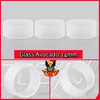 Glass Tank for GeekVape Avocado 24 RDTA SUSU