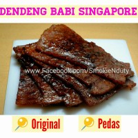 Dendeng Babi Singapore Smokie Nduty - Original
