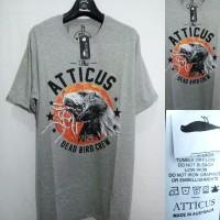Kaos Atticus 001 Original Premium