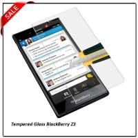 TEMPERED GLASS BLACKBERRY Z3/ ANTI GORES / SCREEN GUARD