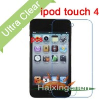 Screen Protector 0.15MM Ultrathin Clear HD For Apple ipod Touch 4 4G