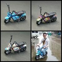 motor mini matador