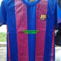 FCB Barcelona Anak TK Kostum Karnaval Pria Profesi Sepak Bola LA Liga