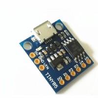 Digispark kickstarter smallest micro usb development board ATTINY85