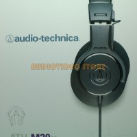 Headset / Headphone Audio Technica / Ath M20x