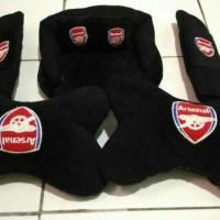 Bantal mobil 3 in 1 Arsenal