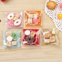 plastik kue roti cookies baking tool packing plastik cute lucu dus vla