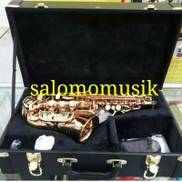 Baby Saxophone Gold Chateau CCS 22 VLGL