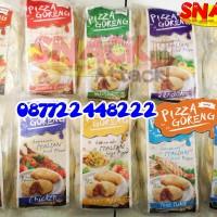 Pizza Goreng - Spicy Chicken