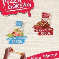 Pizza Goreng - Special Chicken