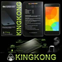 KINGKONG iPhone 4S SPY Tempered Glass Anti Privacy Black